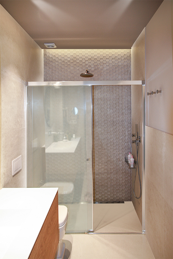 plano de ducha