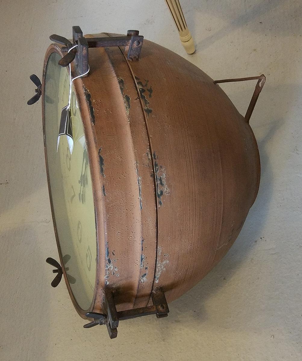reloj vista lateral